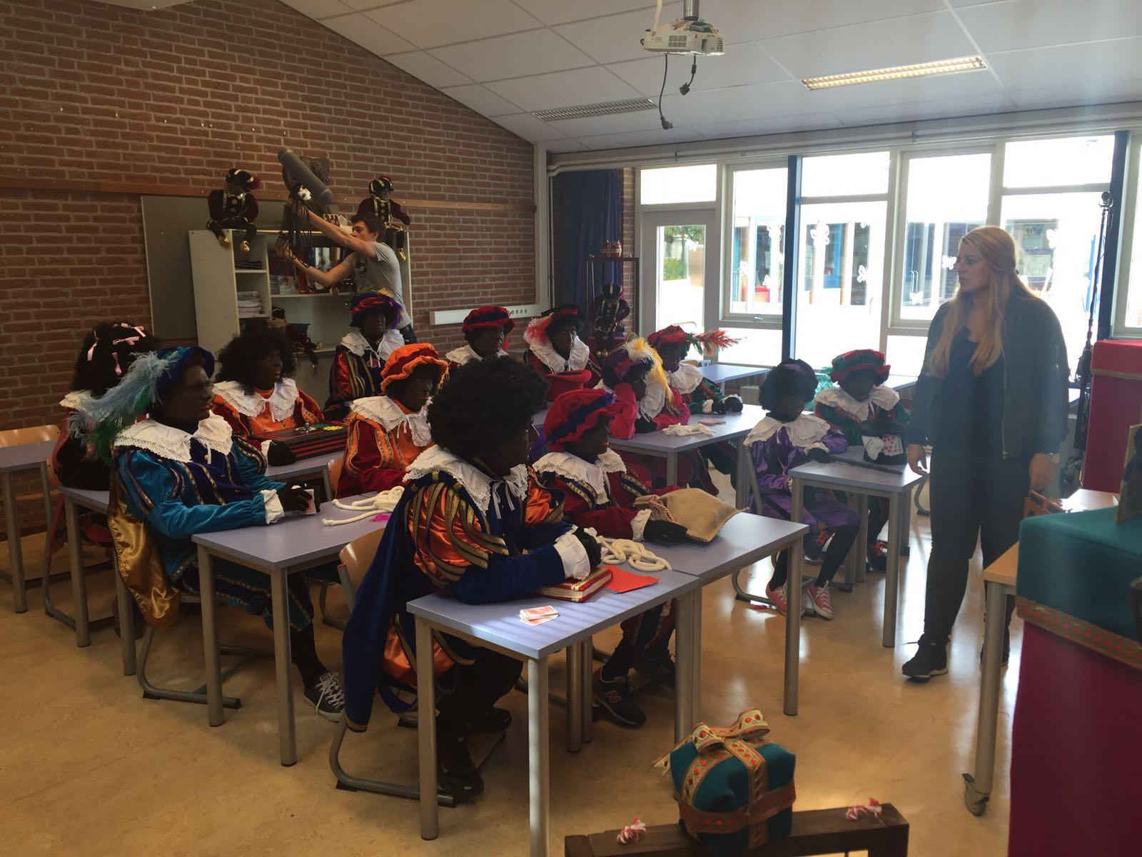 Het_land_van_Sinterklaas- opname videoclip