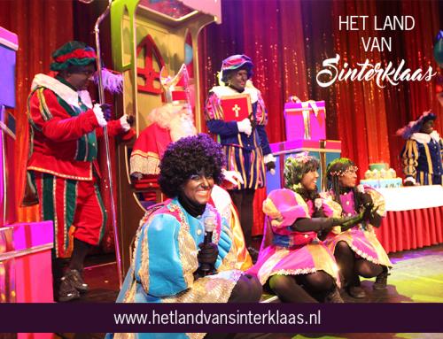 Op zoek naar een Sinterklaasshow voor uw personeelsfeest?