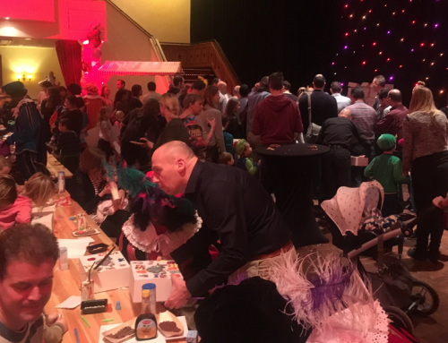 Sogeti Sinterklaasfeest – Wat een feestje weer